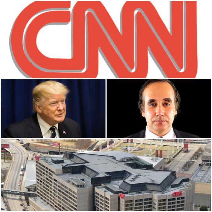 CNN Hinders President Trump and Cyrus A. Parsa
